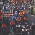 Jerusalem Biking Festival Combines Sports and fun
