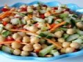 Shabbos Lunch Chickpea Salad