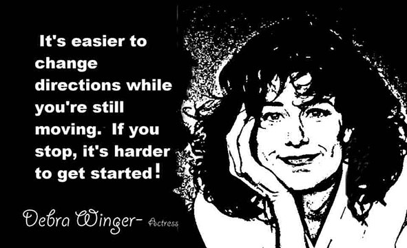 DEBRA WINGER CLICK TO ENLARGE