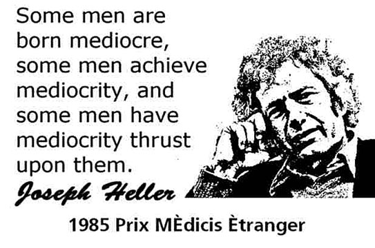 JOSEPH HELLER CLICK TO ENLARGE