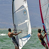 Water sports are extremely popular on the Kinneret. Photo by Flash90