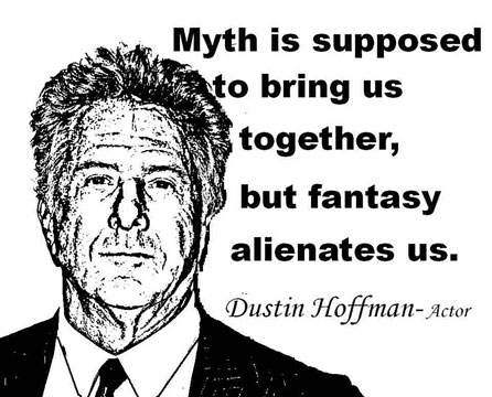 DUSTIN HOFFMAN CLICK TO ENLARGE