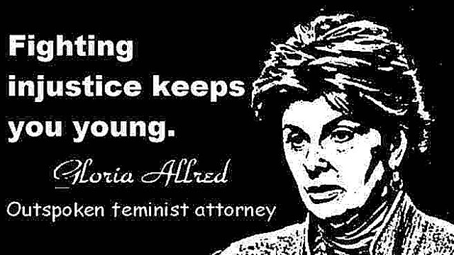GLORIA ALLRED CLICK TO ENLARGE