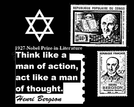 HENRI BERGSON CLICK TO ENLARGE