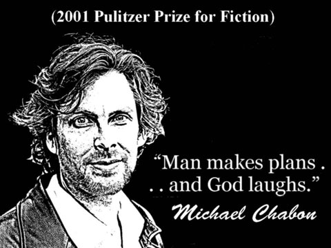 MICHAEL CHABON CLICK TO ENLARGE