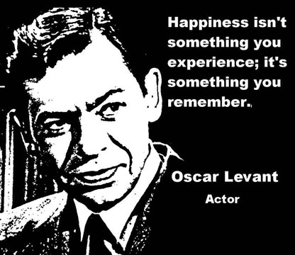 OSCAR LEVANT_CLICK TO ENLARGE