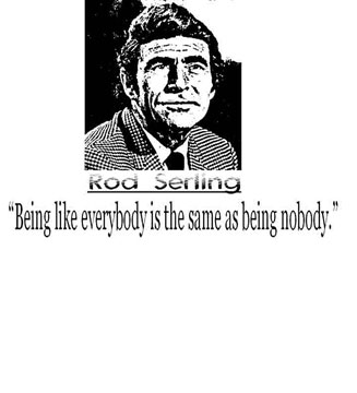 ROD SERLING CLICK TO ENLARGE