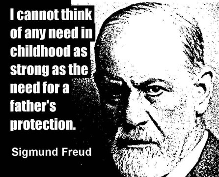 SIGMUND FREUD CLICK TO ENLARGE