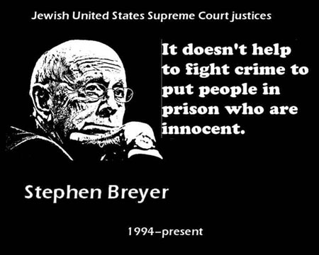 STEPHEN BREYER CLICK TO ENLARGE